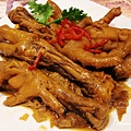 S14 鮑汁燜鳳爪 Braised Chicken Feet with Abalone Sauce $118