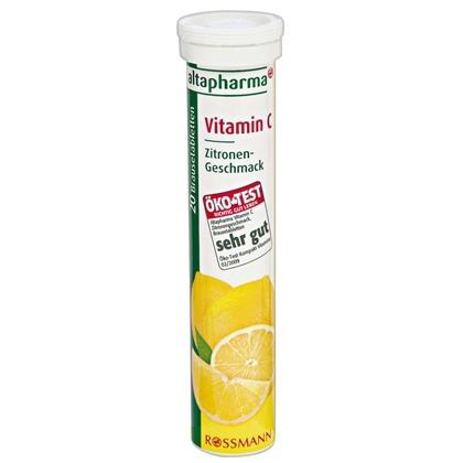 altapharma Brausetabletten_Zitronen