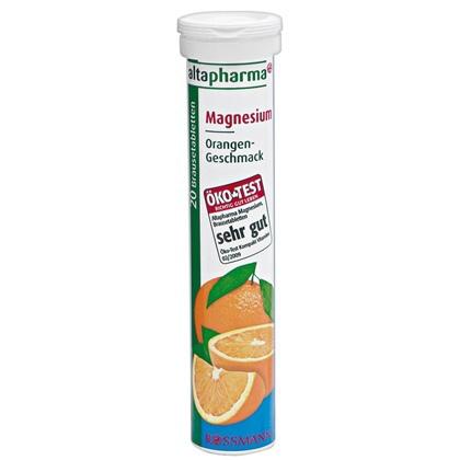 altapharma Brausetabletten_Orangen_Magnesium(鎂)