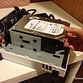 開箱 - 硬碟安裝