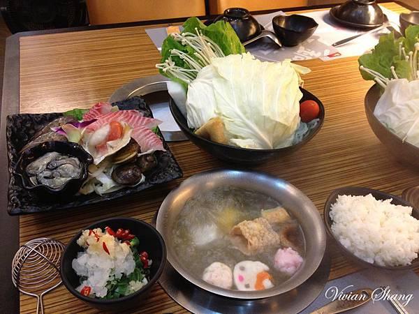原鍋食堂涮涮屋鍋物專門料理