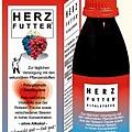 Herzfutter, 100 ml, ohne Alkohol 樂心多酚100ml/瓶