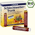 HOYER Schlechtwetter Trunk Trinkampullen 德國有機爛天氣養生液 / 一盒10ml*10瓶入