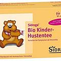 Sidroga Bio Kinder Hustentee (20 stk) 有機兒童止咳茶