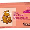 Sidroga Bio Kinder Erkältungstee (20 stk) 有機兒童感冒茶