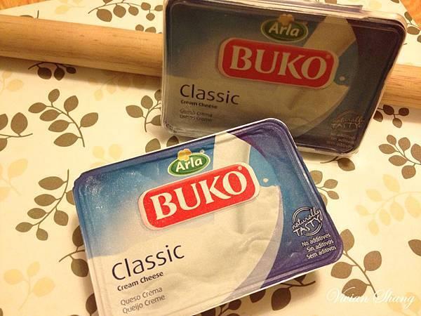 BUKO Cream cheese