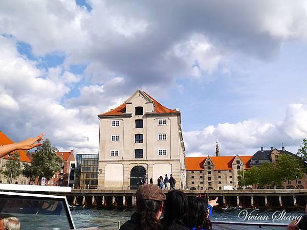 Nyhavn-Boat trip