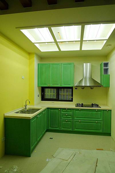 0708-廚房進度