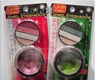 寶石盒4色立體感滋潤煥彩眼影