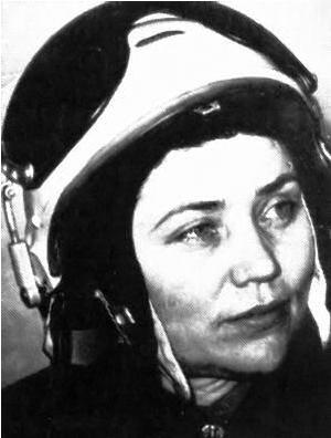 俄羅斯宇航員--波波维奇