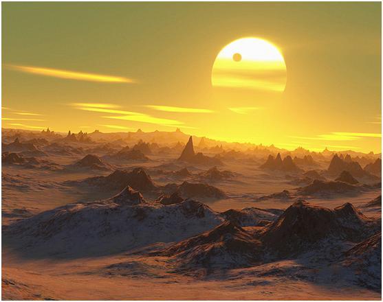 科學家震驚:太陽將要滅亡了?