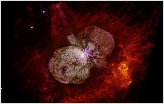 科學家稱:明年超超新星可能會消滅地球上的所有生命