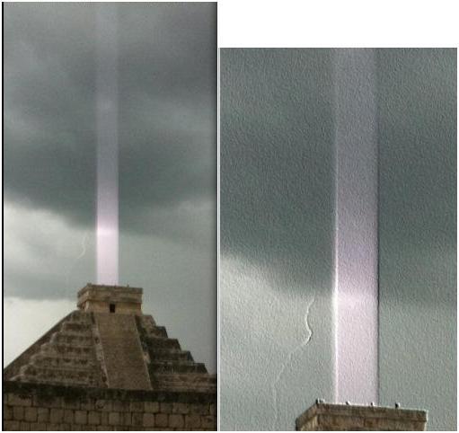 波士尼亞的太陽金字塔出現神秘的能量束!_02.jpg