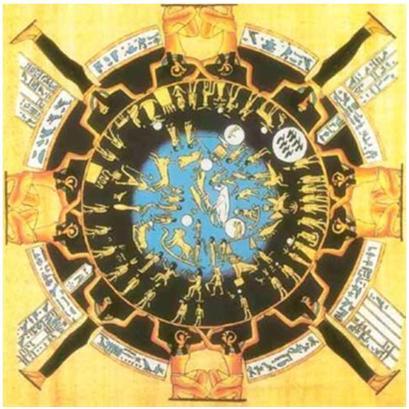 第五章 意識進化中埃及的角色《生命之花的古老秘密》_04