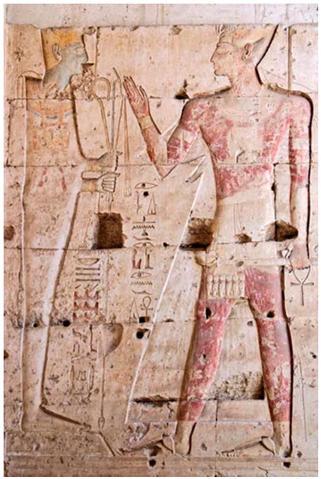 第五章 意識進化中埃及的角色《生命之花的古老秘密》_03