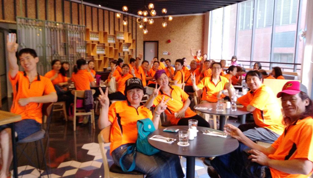 吉隆坡雜誌酒店午宴