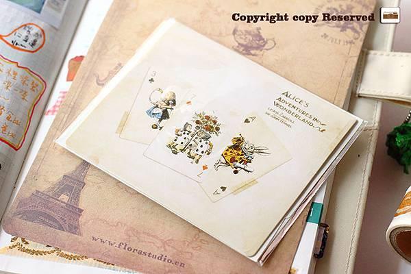 愛麗絲封蠟信封