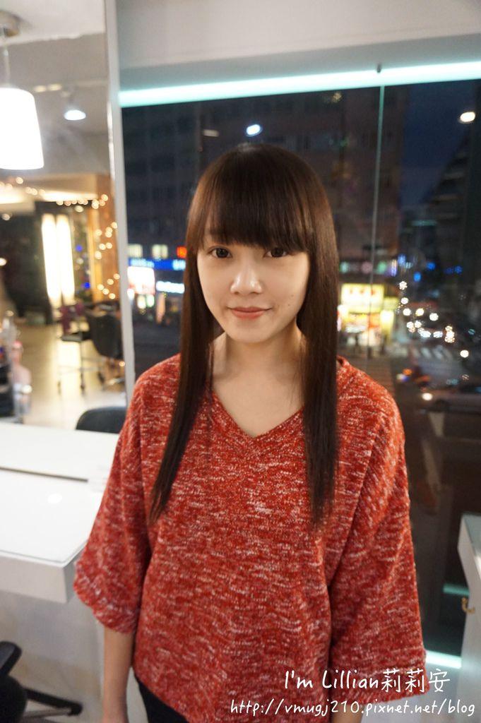 台北無重力燙髮推薦Reborn hair salon45燙染頭髮.JPG