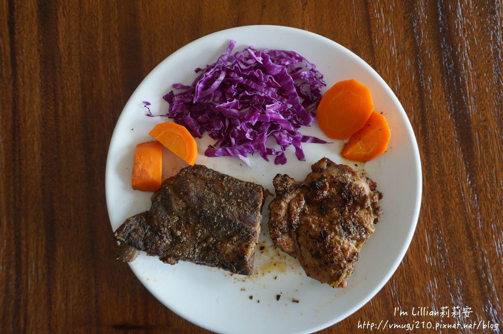 年菜推薦BBQ烤雞腿排豬肋排30J%5Cskitchen.JPG