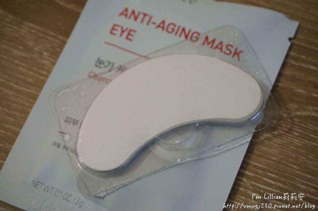 韓國美妝保養品推薦innisfree63抗老面膜眼膜頸膜.JPG