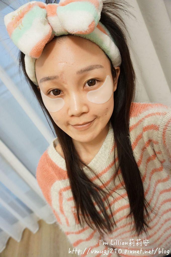 韓國美妝保養品推薦innisfree82抗老面膜眼膜頸膜.JPG