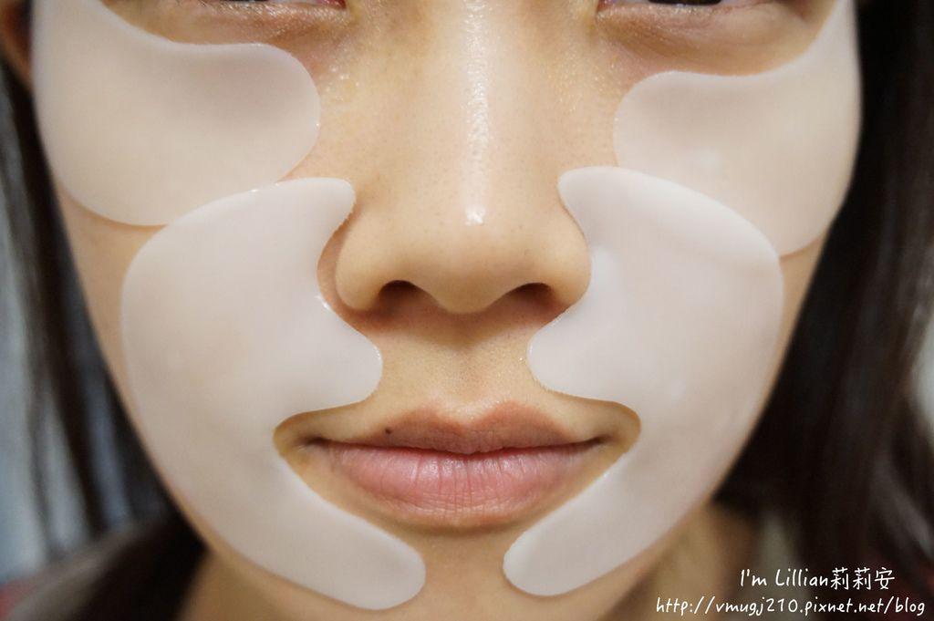 韓國美妝保養品推薦innisfree106抗老面膜眼膜頸膜.JPG