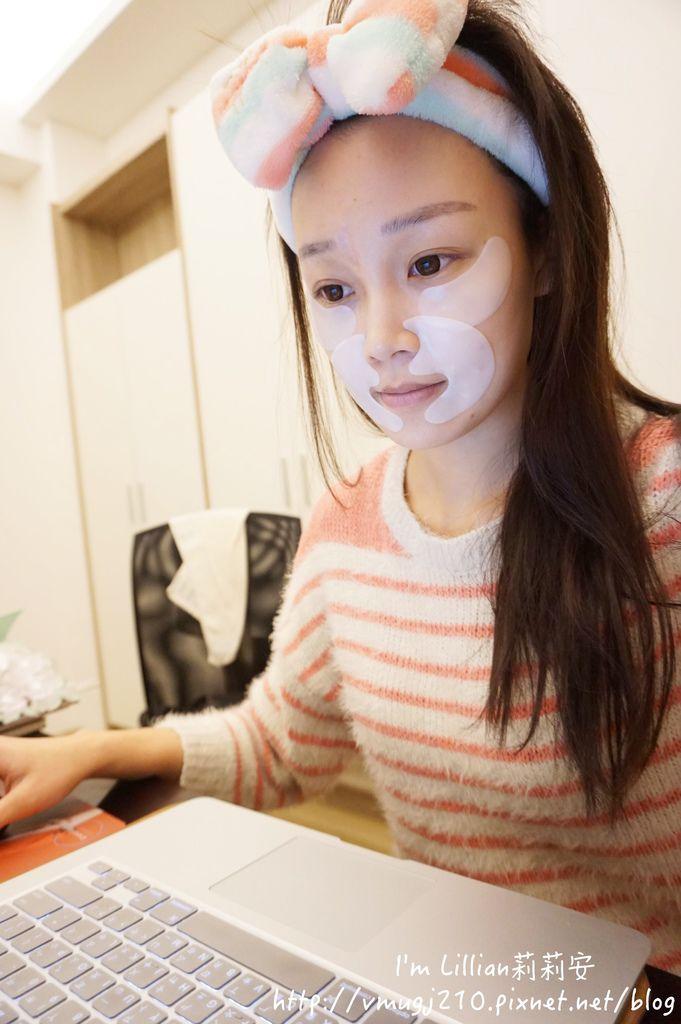 韓國美妝保養品推薦innisfree121抗老面膜眼膜頸膜.JPG