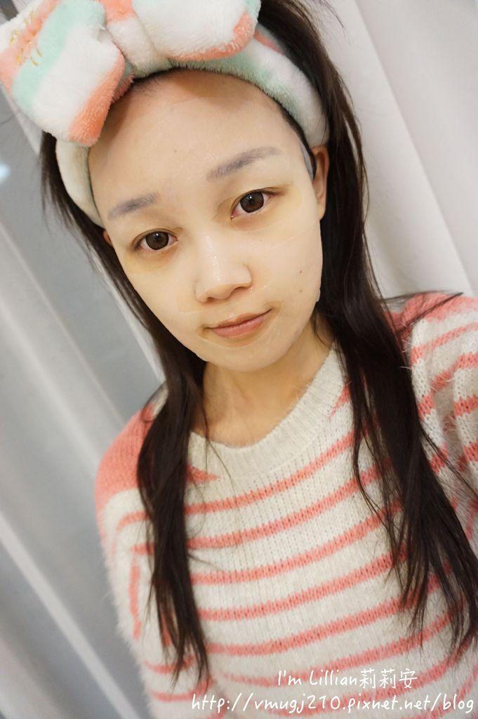 韓國美妝保養品推薦innisfree166抗老面膜眼膜頸膜.JPG