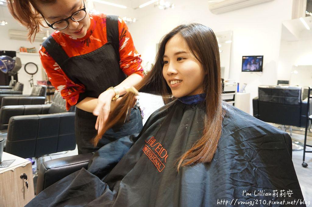 台北公館染髮推薦Hcolor髮廊33挑染剪髮.JPG