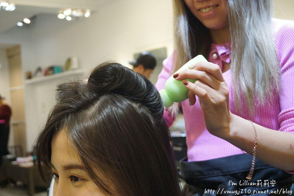 台北公館染髮推薦Hcolor髮廊35挑染剪髮.JPG