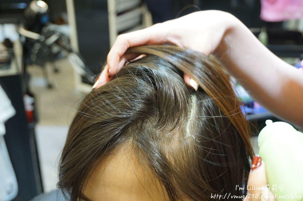 台北公館染髮推薦Hcolor髮廊37挑染剪髮.JPG