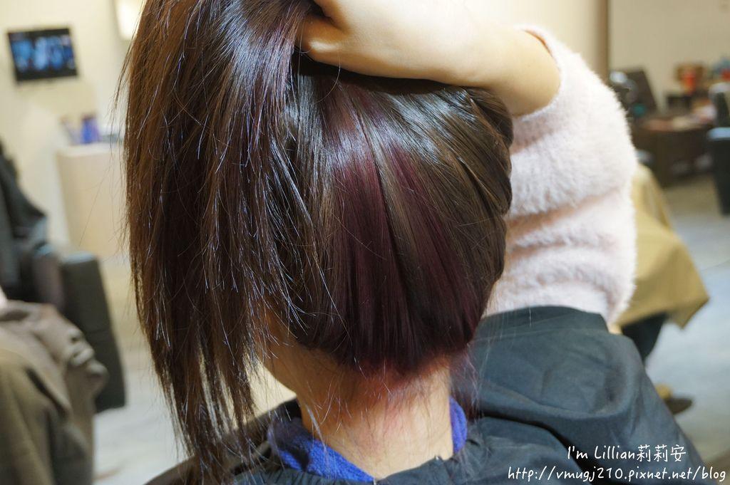 台北公館染髮推薦Hcolor髮廊112挑染剪髮.JPG