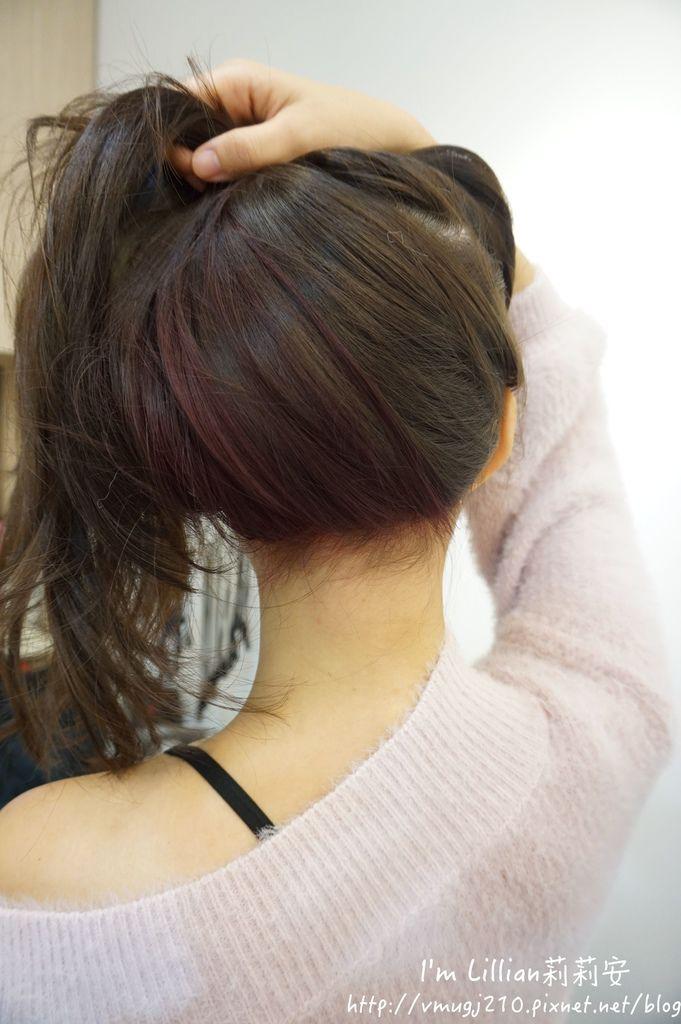 台北公館染髮推薦Hcolor髮廊144挑染剪髮.JPG