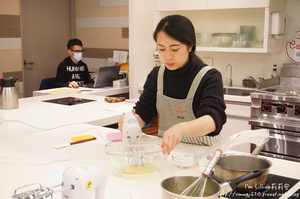 台北烘焙教室推薦 funcooking瘋食課14你知我知好學網 蛋糕捲食譜.JPG