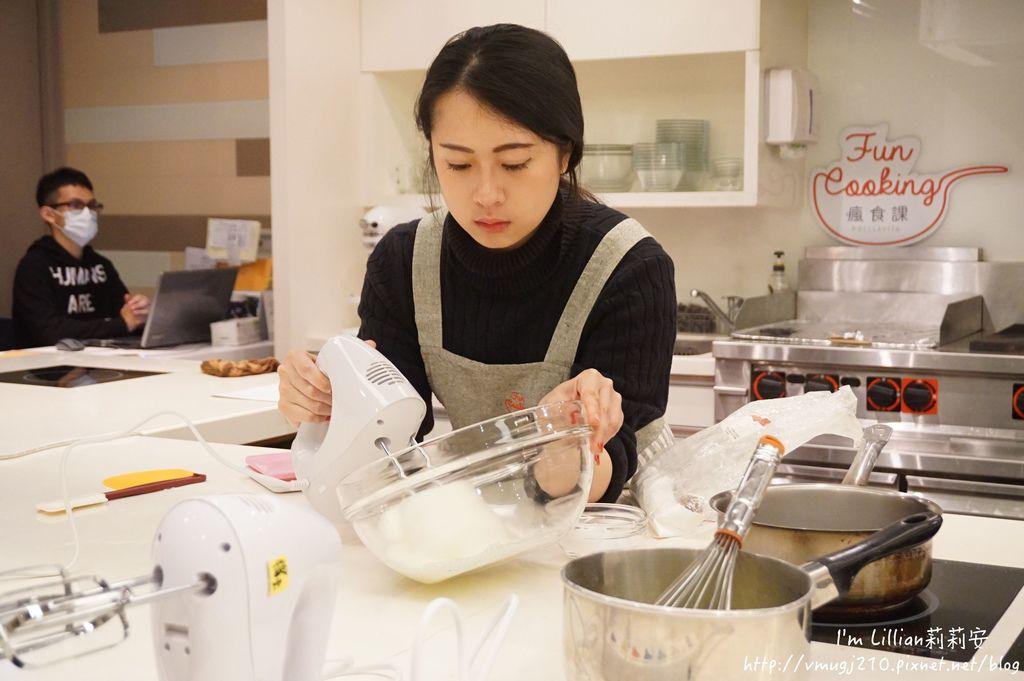 台北烘焙教室推薦 funcooking瘋食課18你知我知好學網 蛋糕捲食譜.JPG