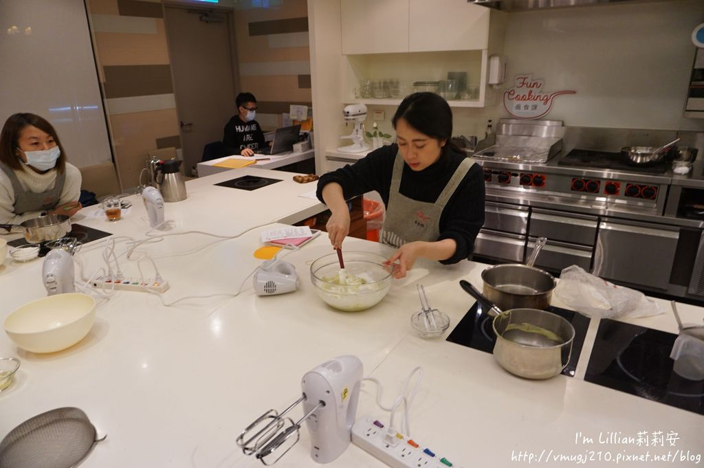 台北烘焙教室推薦 funcooking瘋食課28你知我知好學網 蛋糕捲食譜.JPG