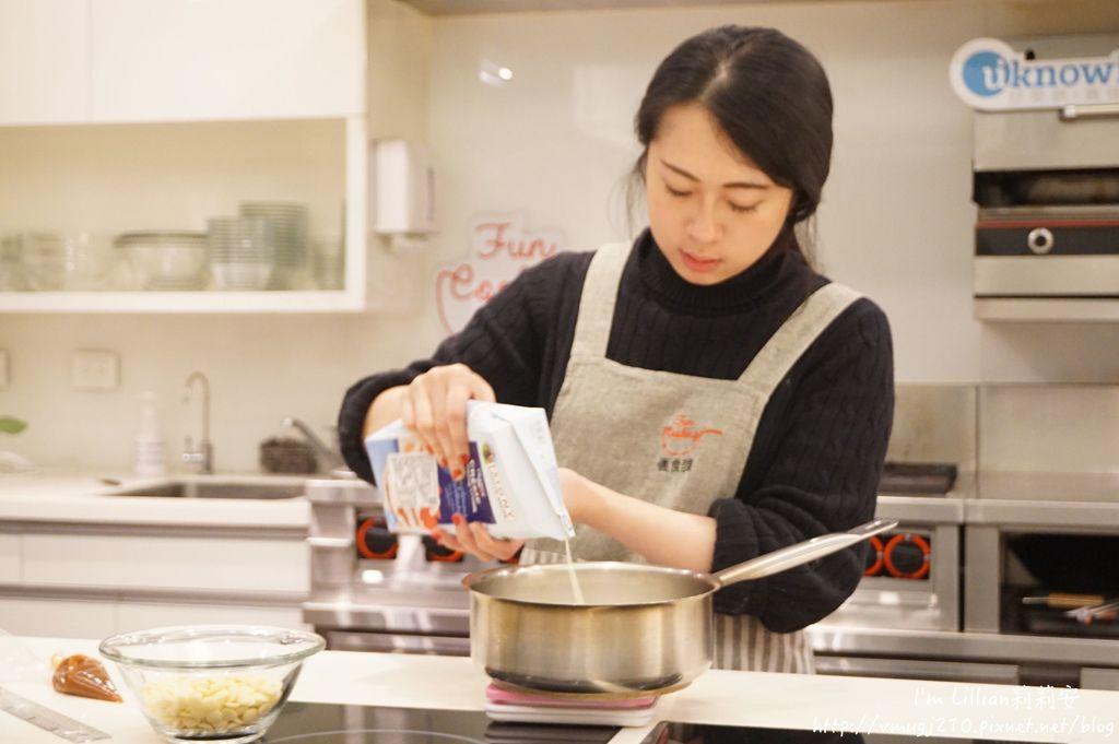 台北烘焙教室推薦 funcooking瘋食課63你知我知好學網 蛋糕捲食譜.JPG