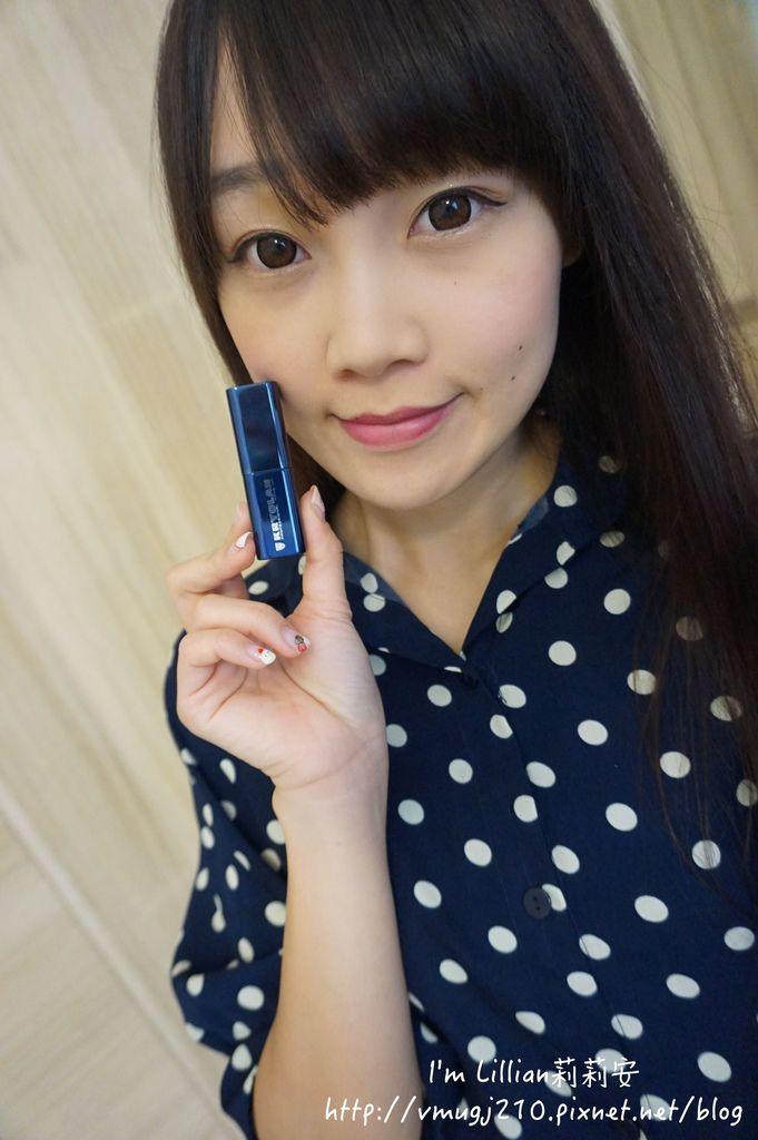歌劇魅影 霧面唇膏推薦40霧色女神唇膏 幸運女神.JPG