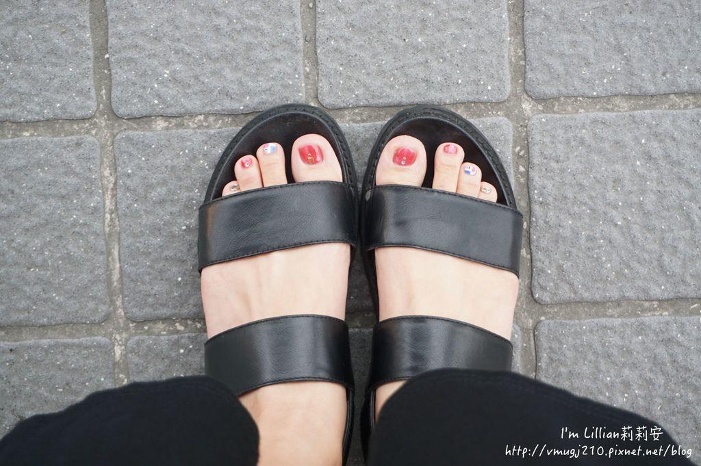 台北東區光療指甲推薦 台北大安美睫102海藍寶石.JPG