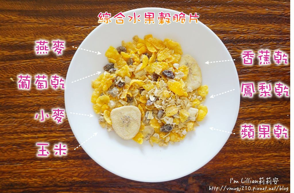 1宅配美食 穀市大亨 低卡早餐推薦25綜合水果榖脆片 綜合堅果榖脆片.jpg