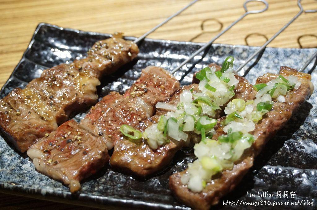 台北東區美食 串燒殿21串燒 燒烤餐廳.JPG