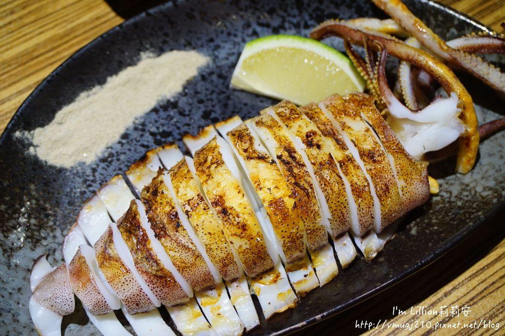 台北東區美食 串燒殿72串燒 燒烤餐廳.JPG
