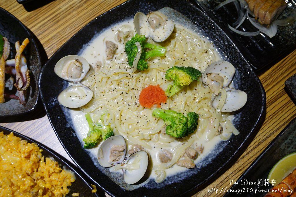 台北東區美食 串燒殿83串燒 燒烤餐廳.JPG