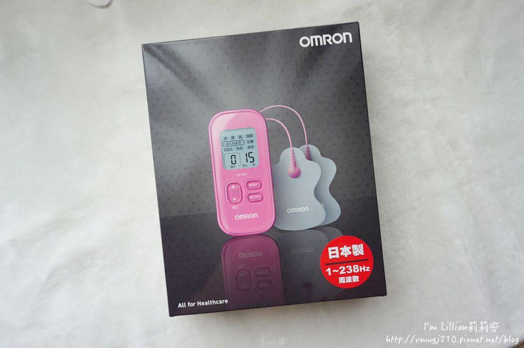 按摩器推薦 ORMON歐姆龍低週波按摩器01.JPG