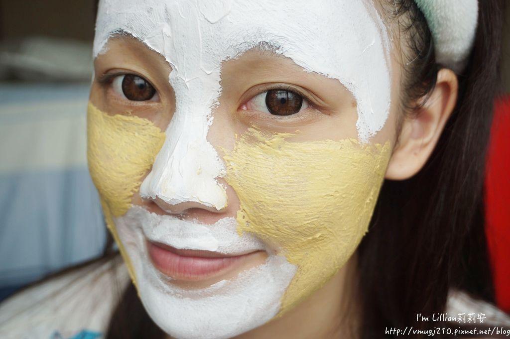 韓國泥膜推薦 Xina百變泥膜143敏感肌 美白面膜 .JPG