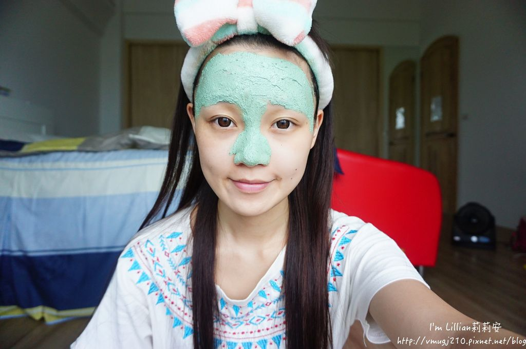 韓國泥膜推薦 Xina百變泥膜76敏感肌 美白面膜 .JPG