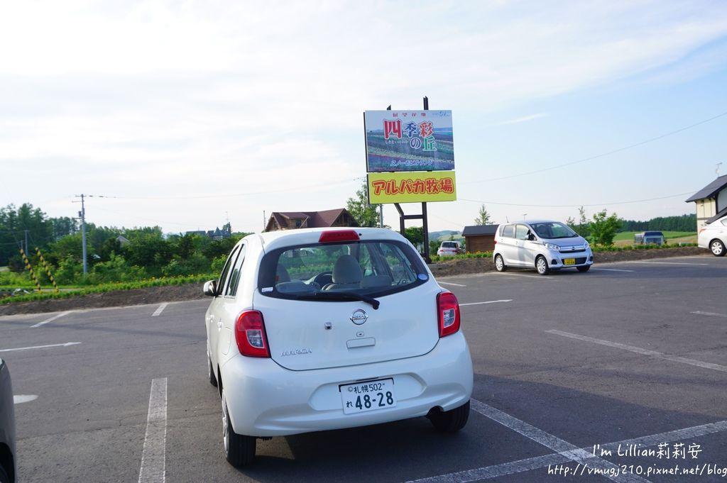 北海道自由行攻略347富田農場 四季彩之丘 富良野 美瑛.JPG