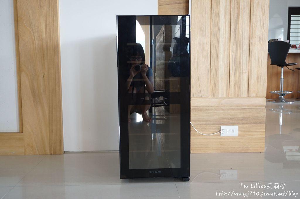 Frigidaire富及第 質感雙溫酒櫃14咖啡機推薦.JPG
