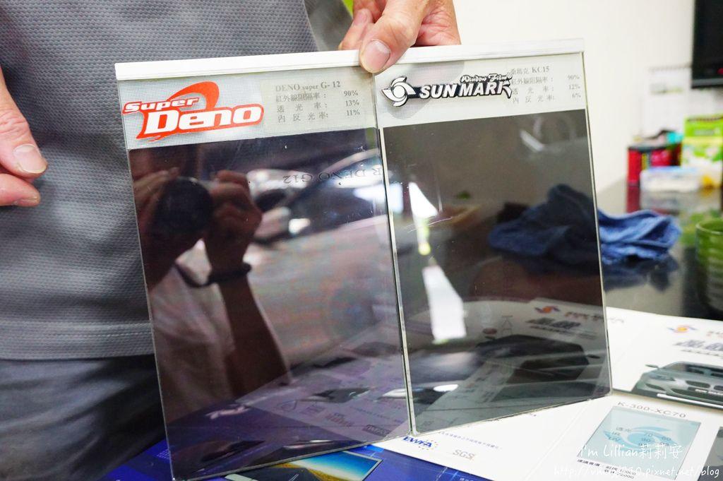 汽車隔熱紙推薦 桑瑪克隔熱紙38SUNMARK 隔熱紙 紫外線.JPG