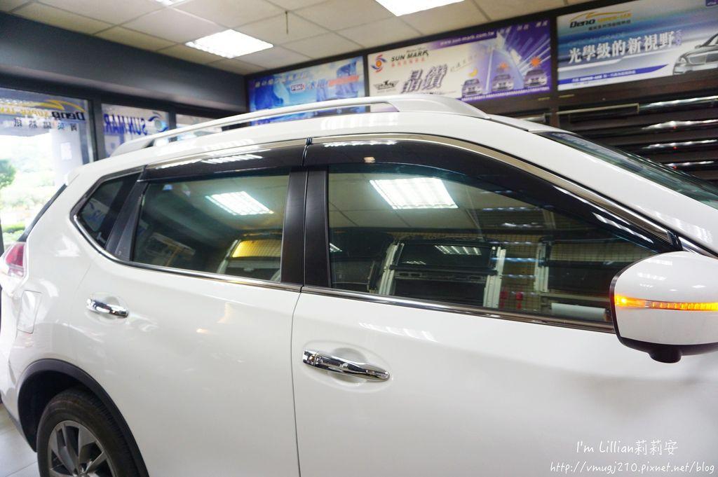 汽車隔熱紙推薦 桑瑪克隔熱紙10SUNMARK 隔熱紙 紫外線.JPG